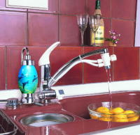 インテリア浄水器