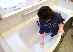 お風呂やトイレ、洗面所。毎日使う水まわり関連は、汚れが溜まりがち。プロのスタッフが清掃してキレイにいたします。