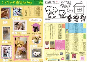 くっちゃめ通信 for Pets